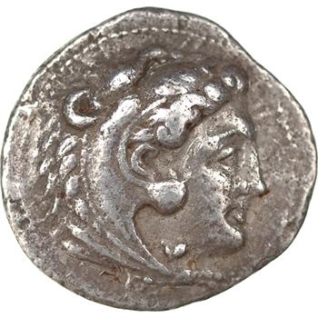 Alexandre III le Grand, tétradrachme, vers 327-325, Tarse