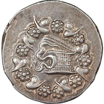 Mysie, Pergame, Cistophore d'argent, ca. 133-67 avant notre ère