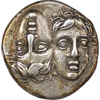 Moésie, Istros, drachme