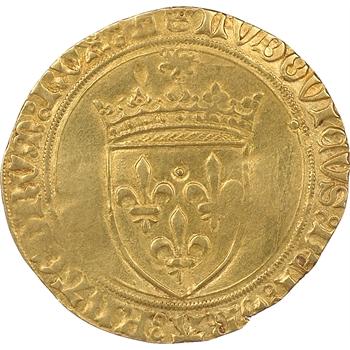 Louis XI, louis d'or au soleil