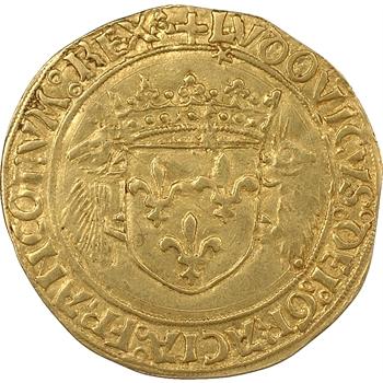 Louis XII, Ecu d'or au Porc Epic