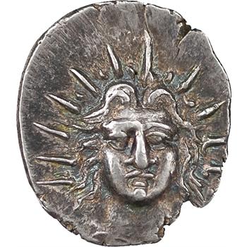 Grèce, Carie, Rhodes, drachme