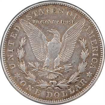 Etats-Unis, Morgan dollar, 1921, San Fransisco